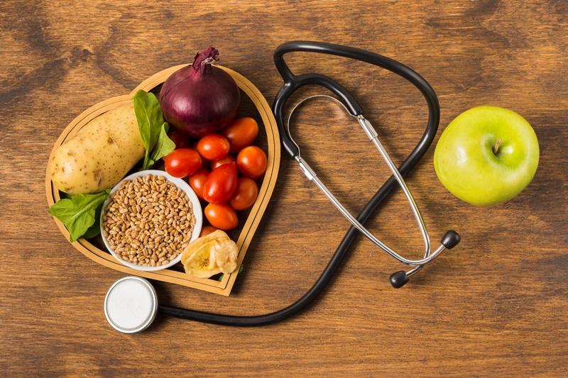 healthy-food-medical-equipment